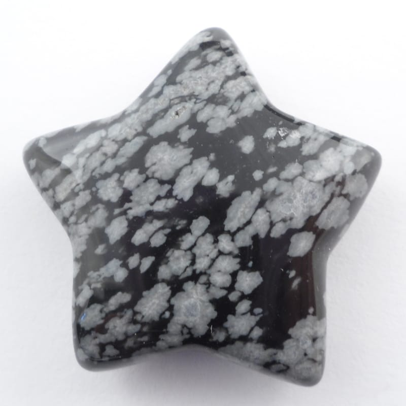 Snowflake Obsidian Star All Specialty Items snowflake obsidian