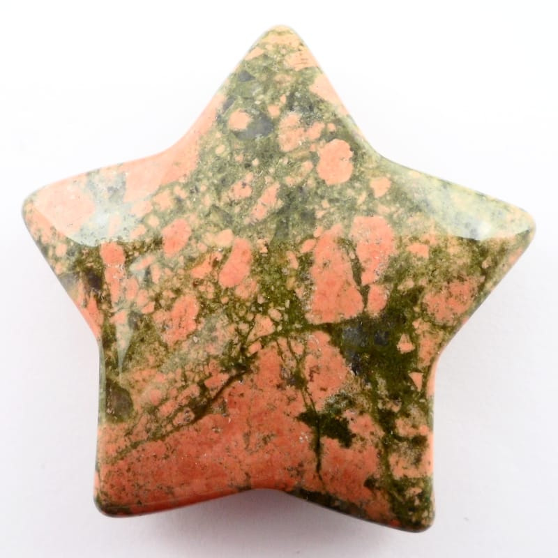 Unakite Star Specialty Items star
