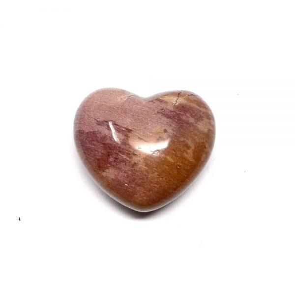 Mookaite Puffy Heart 45mm All Polished Crystals crystal heart