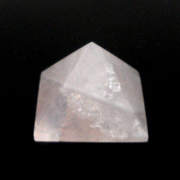 Rose Quartz Pyramid All Polished Crystals pink quartz