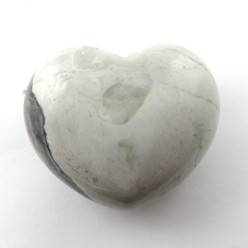 Picasso Jasper Heart All Polished Crystals heart