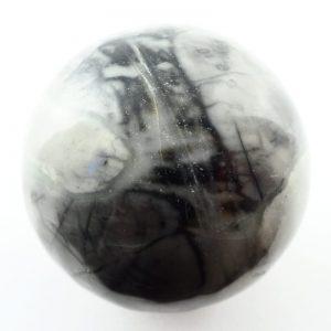 Jasper, Picasso, Sphere, 40mm All Polished Crystals jasper