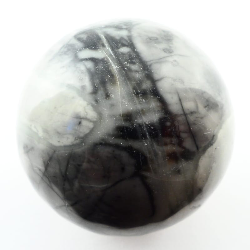 Jasper, Picasso, Sphere, 40mm Polished Crystals jasper
