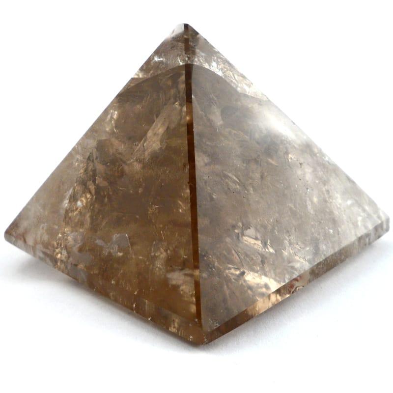 Smoky Quartz Pyramid All Polished Crystals pyramid
