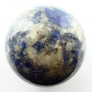 Sodalite, Sphere, 40mm All Polished Crystals polished