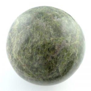 Vesuvianite Sphere All Polished Crystals sphere