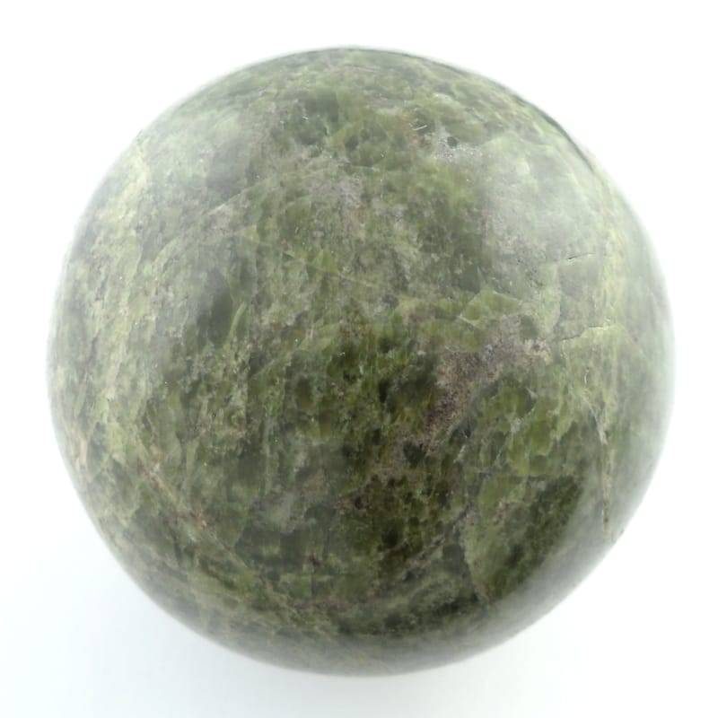 Vesuvianite Sphere All Polished Crystals sphere