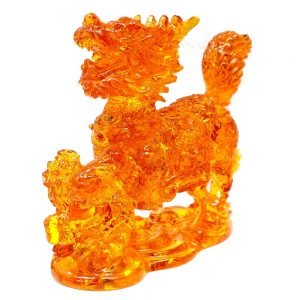 Amber Dragon (Reconstituted) Unique Gift Ideas amber
