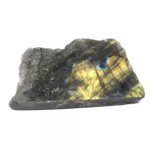 Labradorite Crystal Slab Gallet crystal slab