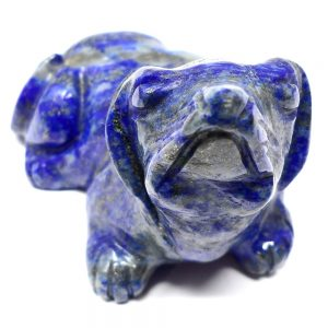 Lapis Dog All Specialty Items crystal dog
