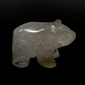 Clear Quartz Bear All Specialty Items bear