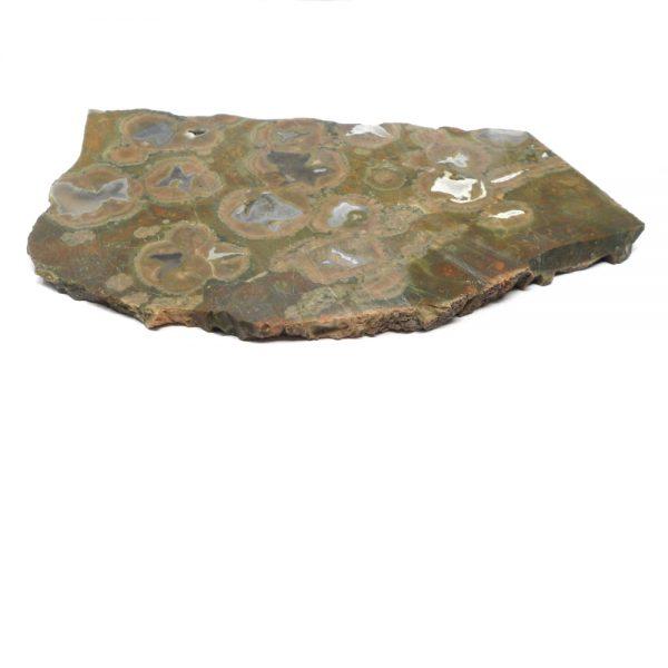 Rhyolite Jasper Slab All Gallet Items crystal slab