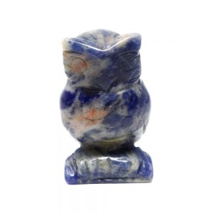 Sodalite Owl New arrivals crystal owl