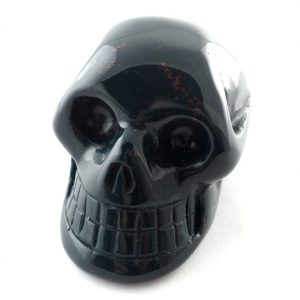 Bloodstone Skull All Polished Crystals bloodstone