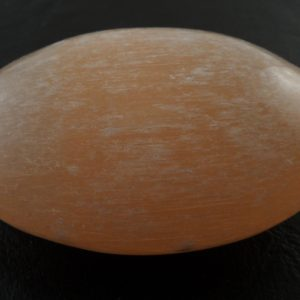 Selenite Soap, Orange Gallet orange selenite