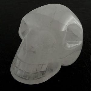 Quartz Skull All Polished Crystals clear quartz