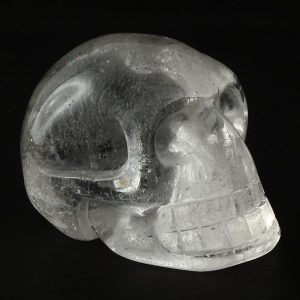 Quartz Clear Skull All Polished Crystals clear quartz