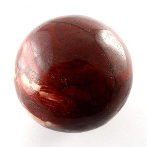 Jasper, Snakeskin Sphere, 50mm All Polished Crystals jasper