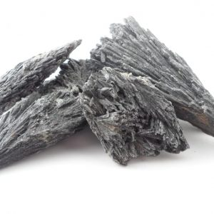 Black Kyanite Blades 16oz All Raw Crystals black kyanite