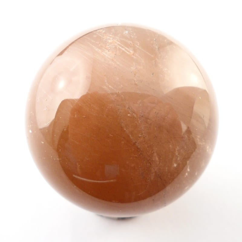 Quartz, Rutilated, Sphere, 35mm Polished Crystals polished