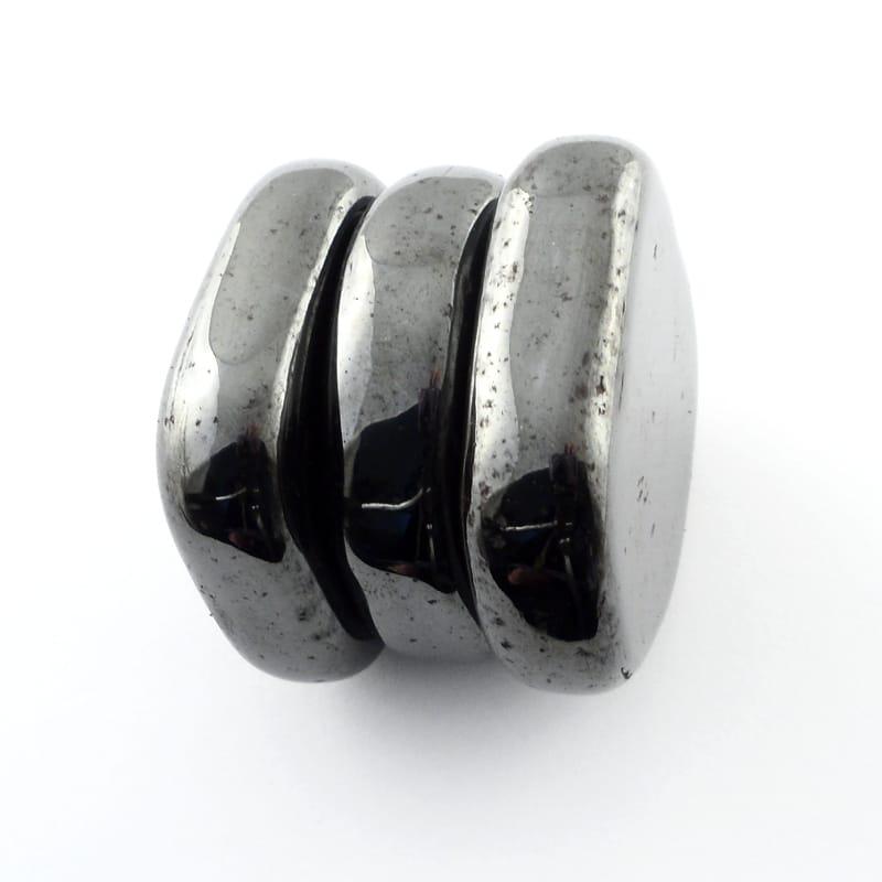 Hematite, Magnetic All Tumbled Stones hematite