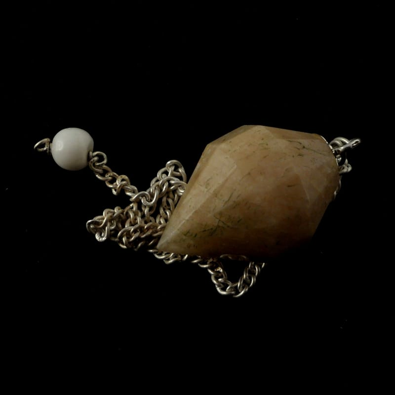 Moonstone Pendulum Specialty Items creamy moonstone