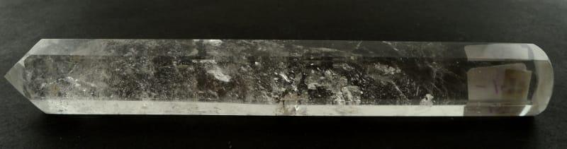 Clear Quartz Massage Wand All Polished Crystals clear quartz