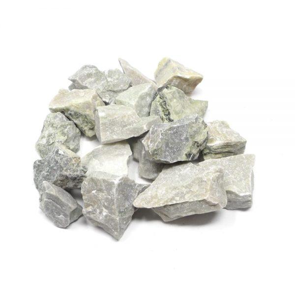 Serpentine raw 16oz All Raw Crystals bulk serpentine