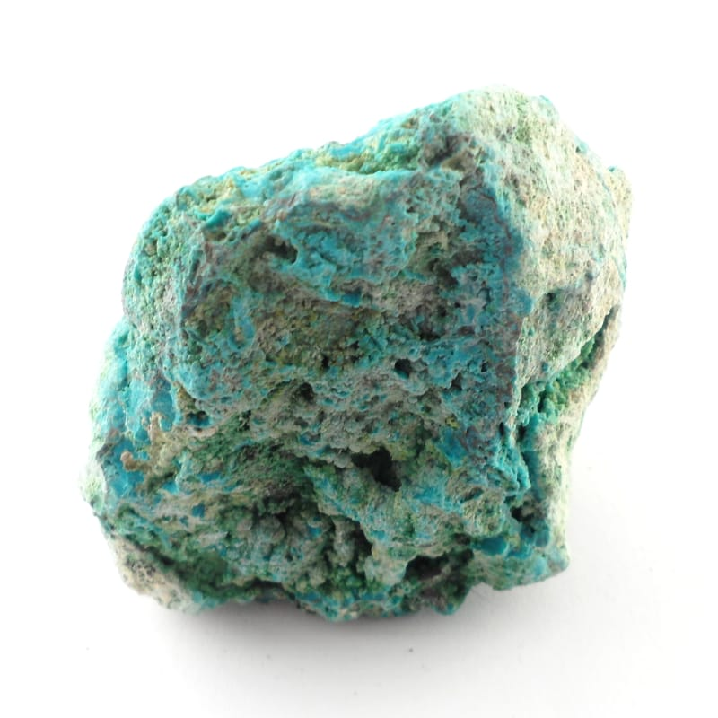 Chrysocolla Mineral Specimen All Raw Crystals chrysocolla