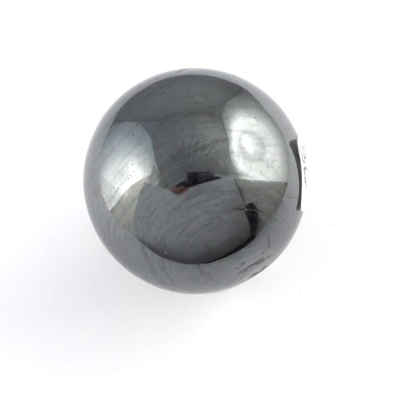 Hematite, Sphere, 40mm All Polished Crystals hematite