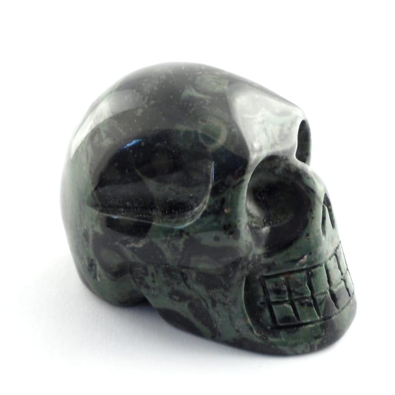 Kambaba Jasper Skull All Polished Crystals kambaba jasper