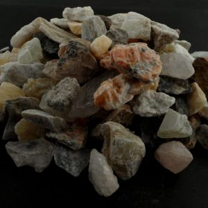 Mixed Stone, Raw, Bulk, Desert Colours All Raw Crystals agate