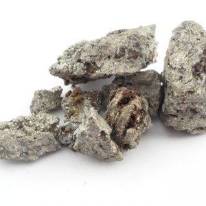 Pyrite and Spessartite, Raw, 8oz All Raw Crystals pyrite