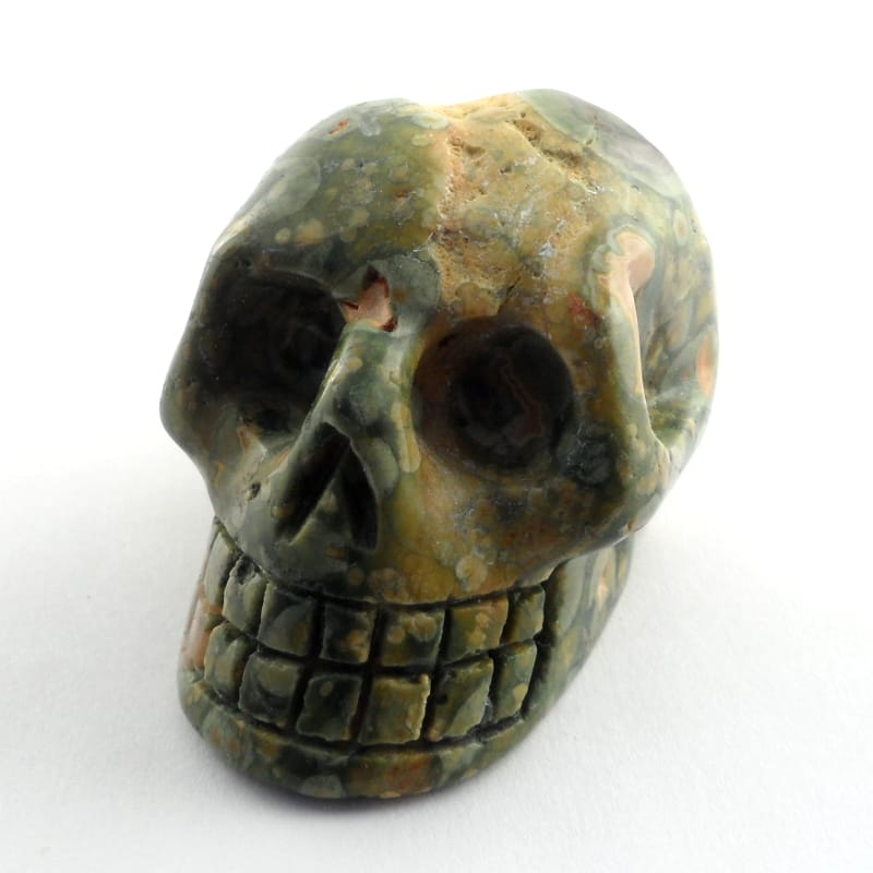 Rhyolite Skull All Polished Crystals rhyolite