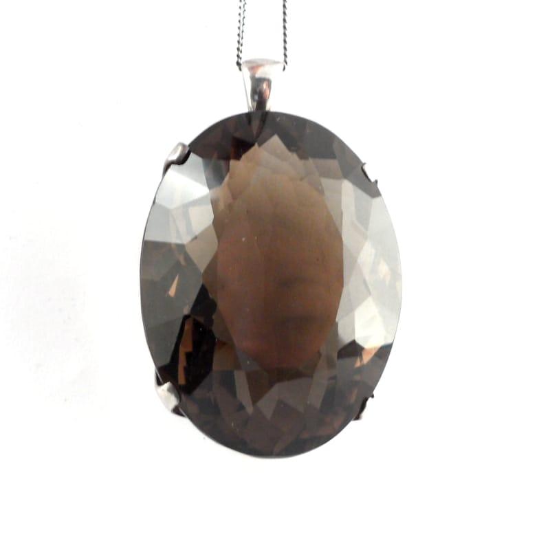 Smoky Quartz Pendant All Crystal Jewelry pendant