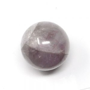 Amethyst & Quartz Sphere 38mm All Polished Crystals amethyst