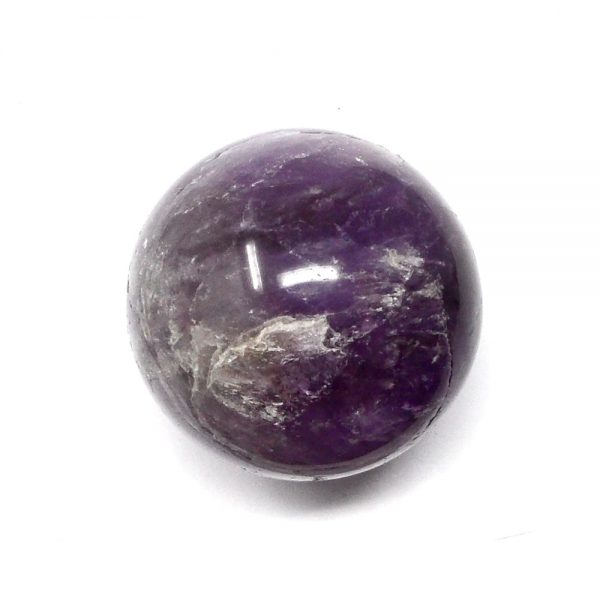 Ametrine Sphere 50mm All Polished Crystals amethyst