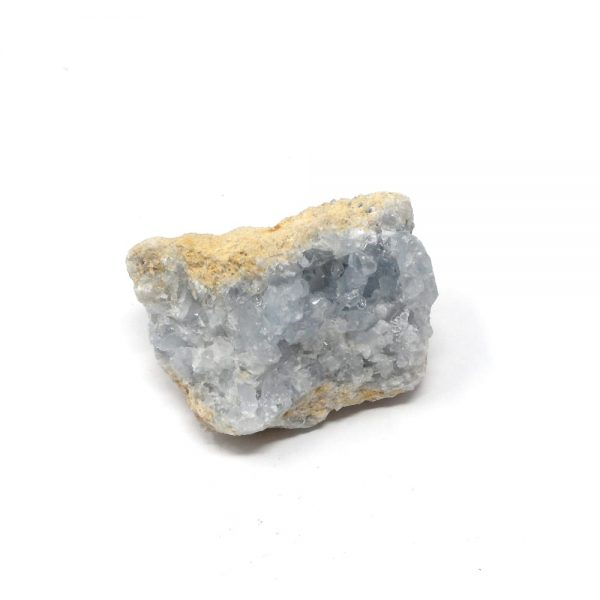 Celestite Crystal Cluster All Raw Crystals celestite