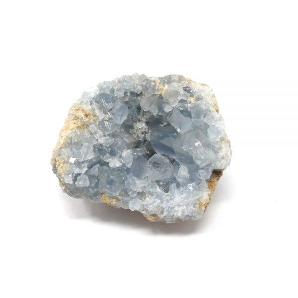 Celestite Crystal Cluster All Raw Crystals celestite