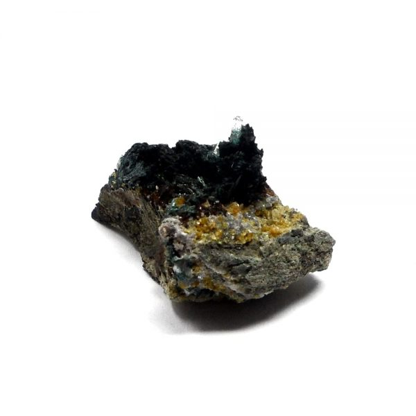 Gormanite & Siderite Crystal All Raw Crystals gormanite