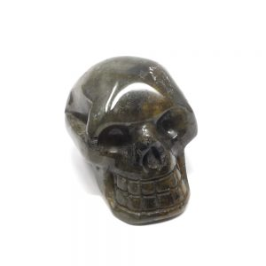 Labradorite Skull All Polished Crystals crystal skull