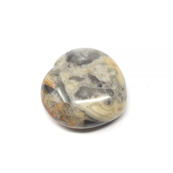Crazy Lace Agate Heart All Polished Crystals crazy lace agate