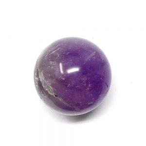 Smoky Amethyst Sphere 40mm All Polished Crystals amethyst