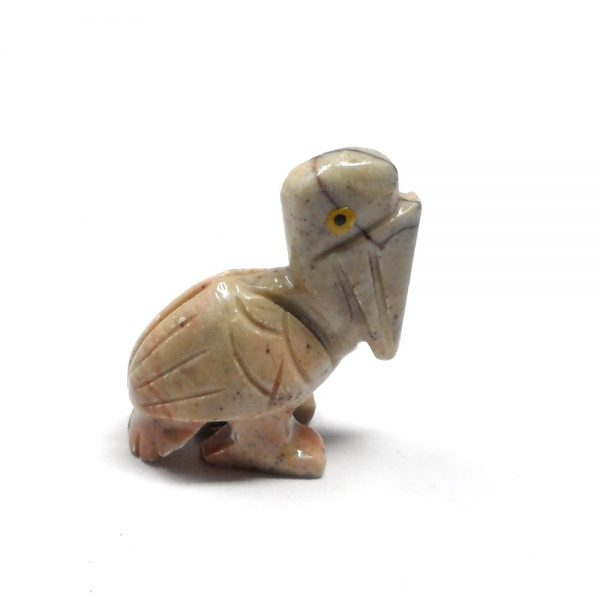 Soapstone Pelican All Specialty Items crystal pelican