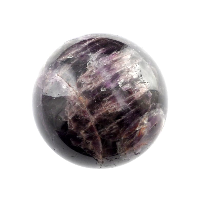 Amethyst Sphere XQ 40mm All Polished Crystals