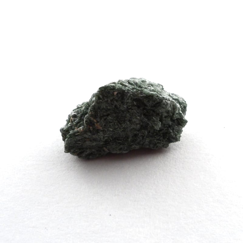 Diopside Mineral Specimen All Raw Crystals