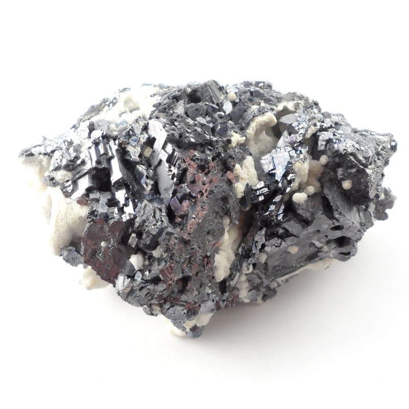 Galena Specimen All Raw Crystals galena