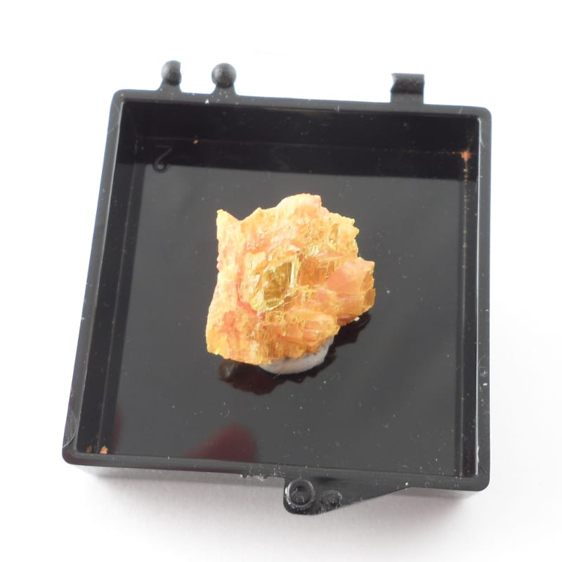 Orpiment Specimen All Raw Crystals orpiment