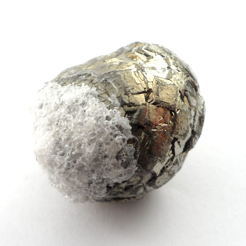 Pyrite Ball Mineral Specimen All Raw Crystals pyrite