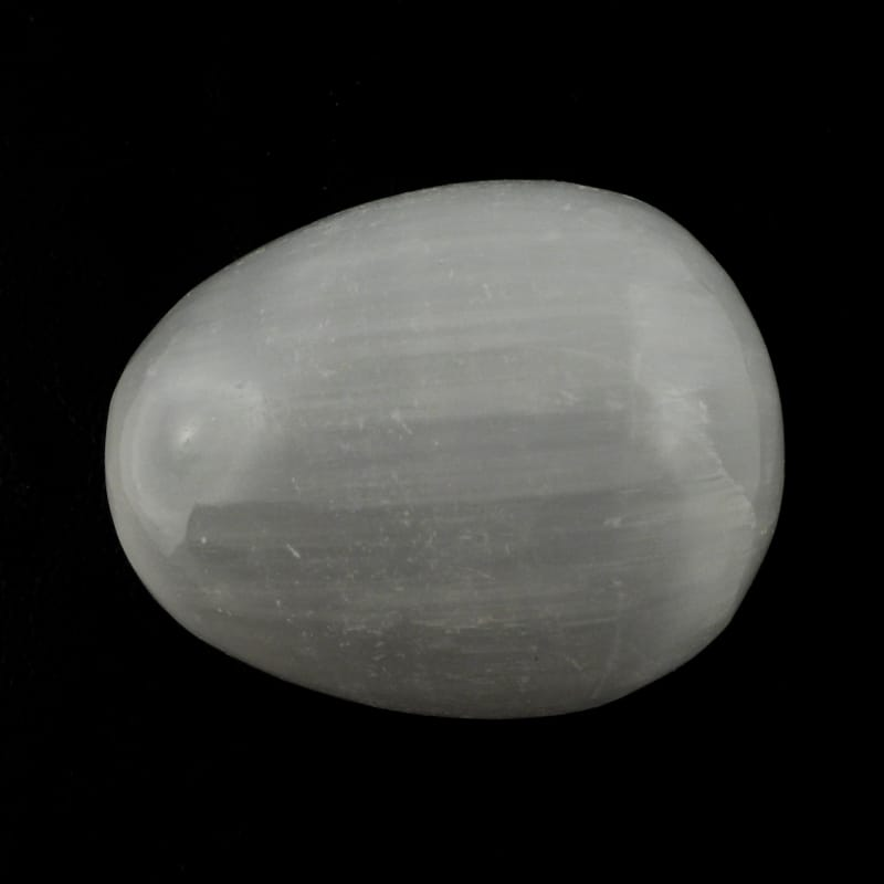 Selenite Egg All Polished Crystals egg